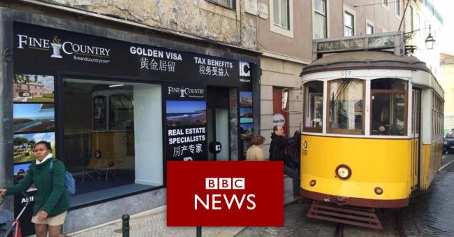 BBC GOLDEN VISA